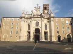 Santa Croce in Gerusalemme Basilica, Rome (Pjposullivan1) Tags: santacroceingerusalemme rome catholicchurch truecross baroquearchitecture basilica
