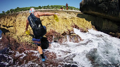 Swimrun Demain Rebelote aout 201800156 (swimrun france) Tags: swimrun calanques aout 2018 cassis freeswimrun provence trailrunning swimming open water hiking climbing