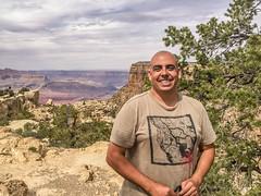 Rafhael (18/100) (Selkii's Photos) Tags: 100strangers arizona grandcanyonnationalpark moranpoint southrim thehumanfamily unitedstates