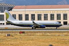 N739MA Boeing 737-8Q8 Miami Air International Transavia AGP 18-06-18 (PlanecrazyUK) Tags: lemg malaga–costadelsolairport malaga costadelsol n739ma boeing7378q8 miamiairinternational transavia agp 180618