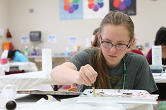 Middle School Art Camp 2018-3