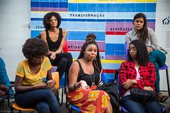 Roda de conversa Ser Mulher Negra  © DouglasLopes (14 de 16)