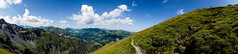 Zwischen Schottensee und Schwarzsee