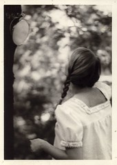 Wild Thing (The Bop) Tags: braids blouse mirror make up woods lovely