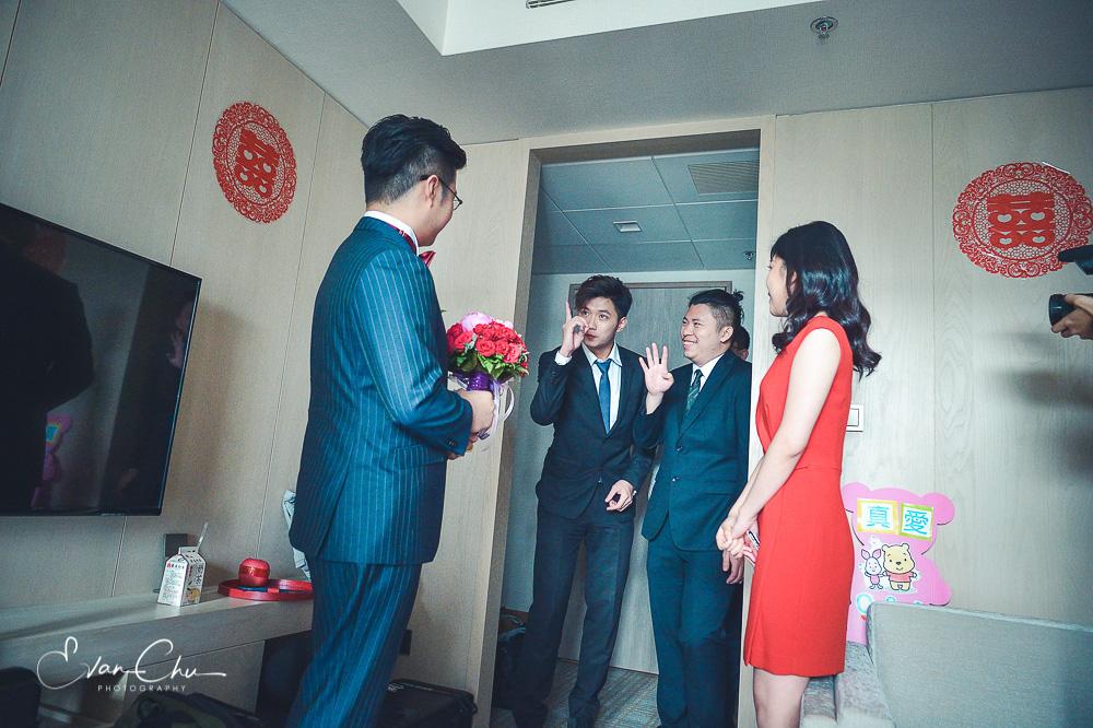 萬豪喜宴-奕誠&娉儀 婚禮紀錄_0042