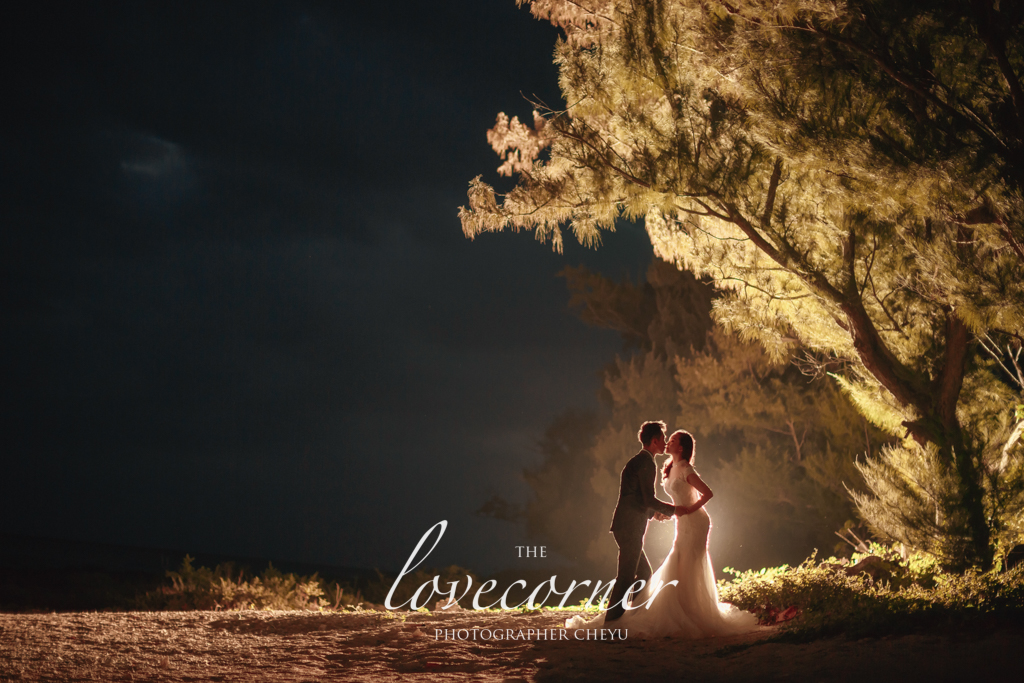 墾丁婚紗|海邊拍照跟森林系風格一次滿足!婕莉禮服旗艦館