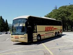 DSCN4108 Andrew's, Tideswell J5 AOT (Skillsbus) Tags: buses coaches spain england derbyshire peakdistrict tideswell andrews neoplan euroliner weardale j5aot chapelend c5cec yn56bgv