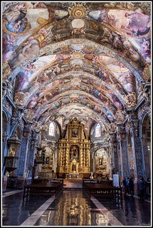 Eglise Saint Nicolas  et Saint Pierre - Valencia