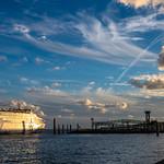 Avondboot komt aan bij Vlieland thumbnail