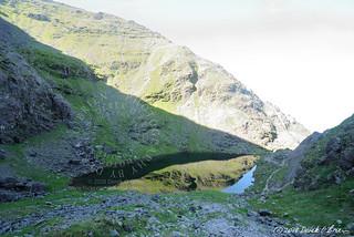 Ireland's highest lake
