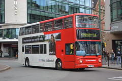 National Express West Midlands 4185 Y789TOH (Will Swain) Tags: birmingham 16th april 2018 west midland midlands city centre bus buses transport travel uk britain vehicle vehicles county country england english nx nxwm national express 4185 y789toh