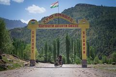 North Route to Qalai Khum