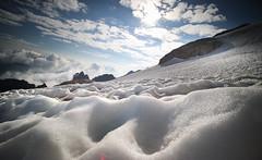 Alta Via 2, la Marmolada, Dolomiti, Italy (monsieur I) Tags: dolomiti altavia2 summer dolomites landscape marmolada altavia nature trekking moutains italy italia travel monsieuri italian snow