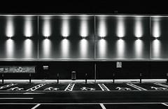 235/365 (efsb) Tags: 235365 project365 2018inphotos 2018yip asda wolstanton newcastleunderlyme night carpark fujix100f