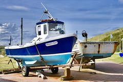 Cruden Bay - Aberdeenshire Scotland - 2/8/2018 (DanoAberdeen) Tags: maryann 2018 candid amateur aberdeenscotland abdn abz aberdeenshire cruden bay beach beachwalk bluesky bonnyscotland bonnie boats boat freshair fishing fishingvillage fishermen port errol harbour playa plage scotland vessels shipspotting trawlermen fishingtrawlers autumn summer spring scotia seafarers schotland scottishhighlands ships danoaberdeen danophotography geotagged highlands historicscotland northeast northeastscotland cloudporn seaport seascape seasalt scotch crudenbay salmon cod haddock water wasser scottishwater