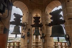 Santo Domingo de la Calzada-Torre exenta de la Catedral-Campanario (dnieper) Tags: torreexentadelacatedral campanario santodomingodelacalzada larioja spain españa