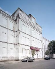 Riverside Silk Mill (devb.) Tags: 4x5 largeformat chamonix045n2 75mm portra160 riversidesilkmill paterson nj