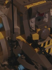 I was trying to lego (Tim.Deering) Tags: lego space spaceship wip