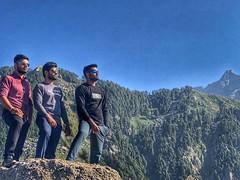 Photo (rahulsharma40) Tags: wanderlustgo explorewithus travel himachalpradesh trek trekking trihundtrek trihund friends brothers mountains travelling
