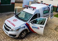 Itaporanga recebe nova ambulância - 23/07/2018 (prefeituramunicipaldeportoseguro) Tags: ambulância saude itaporanga