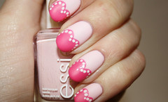 Unique Love Nail Art for Valentine (TrendVogue) Tags: trendvogue net fashion trend vogue style beauty celebrity food health life sex love wedding models mode girl parties ready to wear week designers cat walk