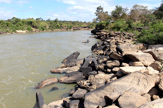 river rock stone thailand