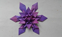 Another Monistar variation (Monika Hankova) Tags: origami star paper monistar