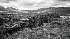 Almannagjá, Þingvellir, Iceland (Sascha Selli) Tags: leica leicam10 trielmar283550mmf4e55 island iceland europe þingvellir thingvellir