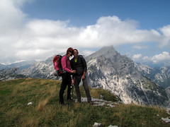 Na Veliki Zelenici / On Velika Zelenica (Damijan P.) Tags: hribi gore mountains hiking slovenija slovenia ksa kamniškosavinsjkealpe kamniksavinjaalps velikivrh velikazelenica križevnik prosenak