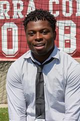 Dale Armstrong (Sierra College Athletics) Tags: 180817 2018 contactracheljohnson fallsemester football mediaday men photographerdarylstinchfield rocklin sierracollegeathletics