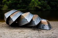 Row Boats (scottnj) Tags: 365the2018edition 3652018 day232365 20aug18 365project scottnj scottodonnellphotography boat boats rowboat rowboats aluminumrowboat sand beach water park patina