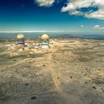 Observatory at Serra da Estrela