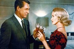 Cary Grant & Eva Marie Saint 1959 : (Retro King) Tags: cary grant 1959 eva marie saint hollywood movie hitchcock classic film suave slick cool