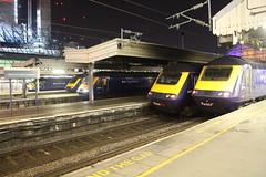 43191 43131 43124 43152 43034 (matty10120) Tags: class railway rail train travel transport hst high speed 125 43 great western 332 heathrow express london paddington