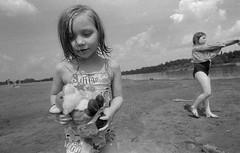 Scan-180624-0005 (Oleg Green (lost)) Tags: kids summer country river sun film 35mm bw blackandwhite rf rangefinder kodak academy 200 expired bessat voigtlander sskopar 4025