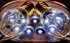Macro Mondays - symmetry (DeZ - photolores) Tags: macro macromondays symmetry nightlightbulbs hdr nikon nikond610 tamron90mmf28 dez design