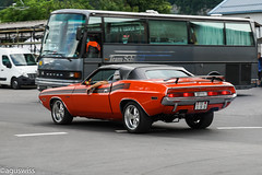 Dodge Challenger (aguswiss1) Tags: racecar cabrio flickrcar usmusclecar dreamcar uscar dodge carlover flickr carheaven hillclimb auto cabriolet convertible carspotting carporn car carswithoutlimits classiccar racing musclecar caroftheday challenger kerenzerbergrennen
