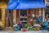 The Vegetables Seller (Hanoi, Vietnam. Gustavo Thomas © 2018) (Gustavo Thomas) Tags: vegetables seller oldlady women vietnam vietnamese indochine street colours spy glaze life asia travel voyager viajero explore
