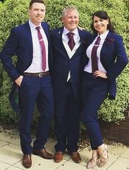 Brooke (bof352000) Tags: woman tie necktie suit shirt fashion businesswoman elegance class strict femme cravate costume chemise mode affaire