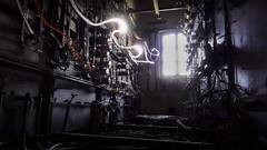 Electrified (insomnia.md) Tags: urban exploring urbex decay lostplaces indoor bando