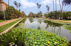 Balboa Park (Paige Larissa Photography) Tags: balboa park parks nature landscape california ca cali pond color colorful architecture building buildings like comment follow landscapes canon wideangle wide angle fun beautiful