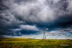 L59A3988_HDR-2.jpg (kendra kpk) Tags: wheat dakotawindsphotocom dakotawindsphotography windrower us grain southdakota hdrefex clouds trippcounty hdr summer grass grayjune 2018 wideopenspaces storm stormcell windmill farm winner blue thunderstorm