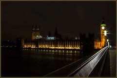 London at night (psychosteve-2) Tags: london bigben