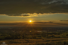 Another Cumbrian Sunset. (CamraMan.) Tags: sunset talkintarn cumbria talkin sonya7 fotodiox canon1740mmlusm landscape clouds golden ©davidliddle ©camraman