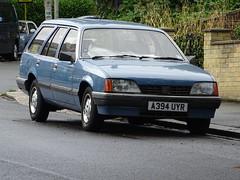 1984 Vauxhall Carlton 1.8L (Neil's classics) Tags: vehicle 1984 vauxhall carlton 18l wagon estate
