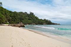 Petite Anse... (John Konstandis) Tags: canoneos5dmarkiii canonef24105mmf4lisusm seychelles beach water sky mahe petiteanse sea seacoast sand exotic green