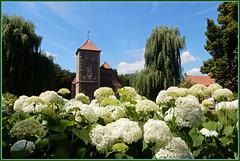 Burg Hülshoff ... (Kindergartenkinder 2018) Tags: havixbeck burg hülshoff kindergartenkinder wasserburg