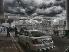 Dhaka Airport | Bangladesh (Monowar Snapshot) Tags: dhaka bangladesh airport cloud cloudsky