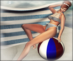 ╰☆╮Jeux de plage.╰☆╮ (яσχααηє♛MISS V♛ FRANCE 2018) Tags: fabia eleganceboutique westend avatar avatars artistic art event events thecosmopolitan topmodel roxaanefyanucci poses photographer posemaker photography mesh models modeling marketplace maitreya lesclairsdelunedesecondlife lesclairsdelunederoxaane girl glamour glamourous fashion flickr france firestorm fashiontrend fashionable fashionista fashionindustry fashionstyle female designers secondlife sl styling slfashionblogger shopping style sexy sensual woman beach virtual blog blogger blogging bloggers beauty bento bodymesh
