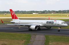 Northwest Airlines Boeing 757-251(WL) N545US / DUS (RuWe71) Tags: northwestairlines nwnwa northwest nwa usa unitedstatesofamerica minneapolis boeing boeing757 b757 b752 b757wl b757200 b757200wl b757251wl boeing757200 boeing757200wl boeing757251 boeing757251wl n545us cn26492711 dusseldorfairport dusseldorfinternational dusseldorfrheinruhr düsseldorfrheinruhrairport dusseldorfrheinruhrairport düsseldorfrheinruhr flughafendüsseldorf dus eddl twinjet runway winglets fadedglory